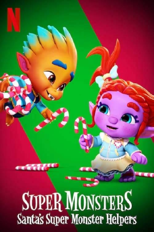 Super Monsters: Santa's Super Monster Helpers (#special.9)