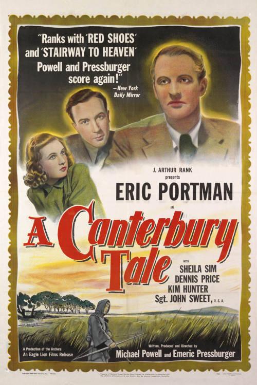 A Canterbury Tale
