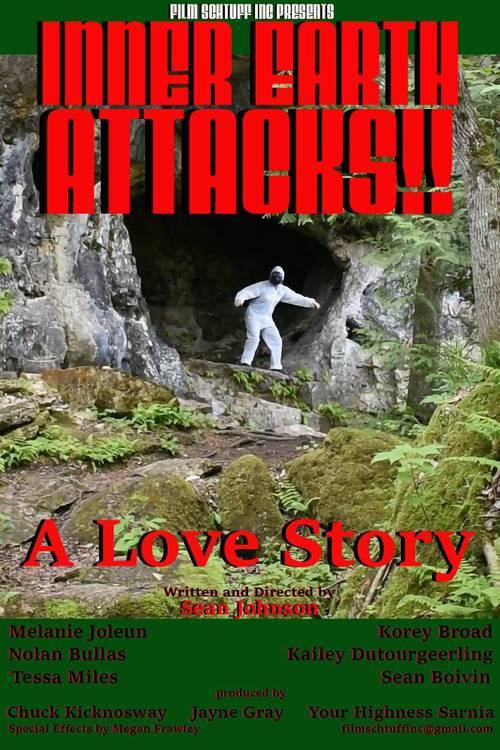 Inner Earth Attacks!! A Love Story