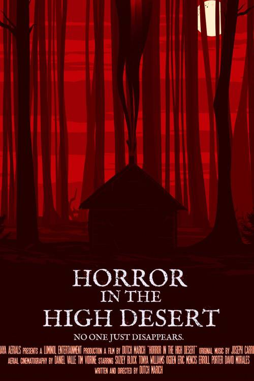 Horror in the High Desert