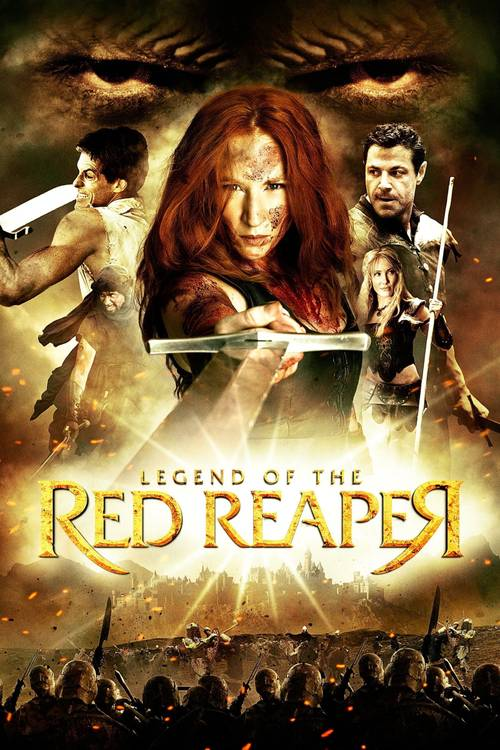 Legend of the Red Reaper