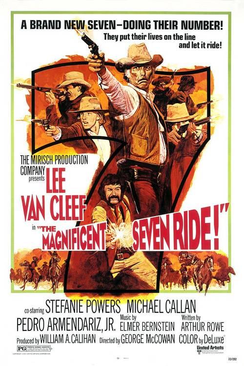 The Magnificent Seven Ride!