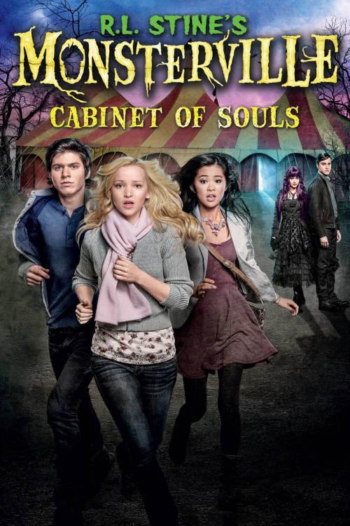 R.L. Stine's Monsterville: Cabinet of Souls