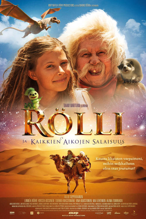 Rölli and the Secret of All Time