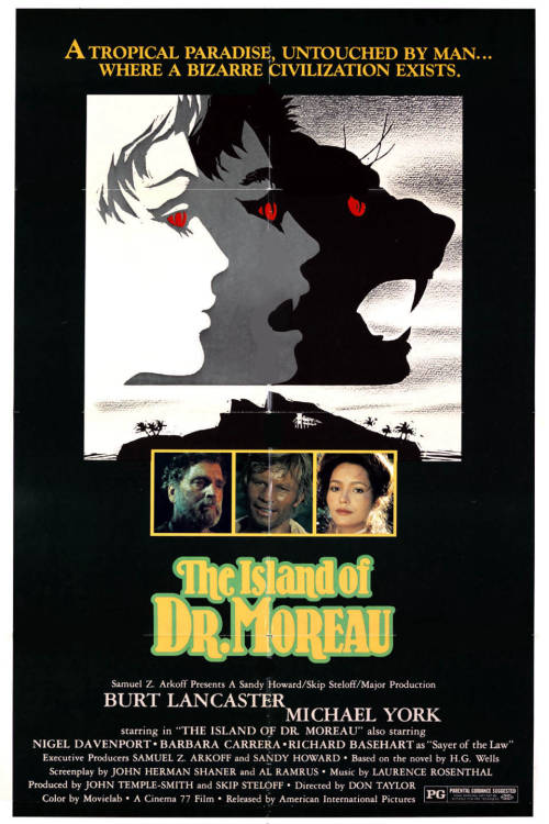 The Island of Dr. Moreau