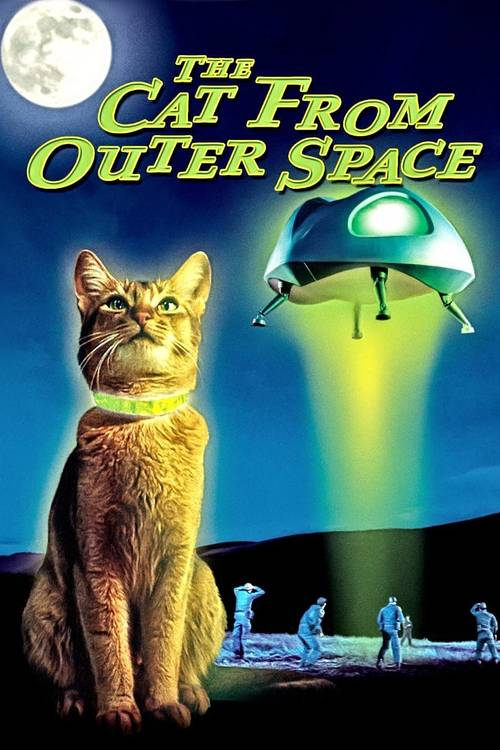 The Cat from Outer Space