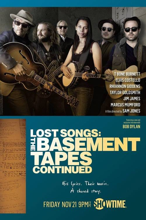 Lost Songs: The Basement Tapes Continued