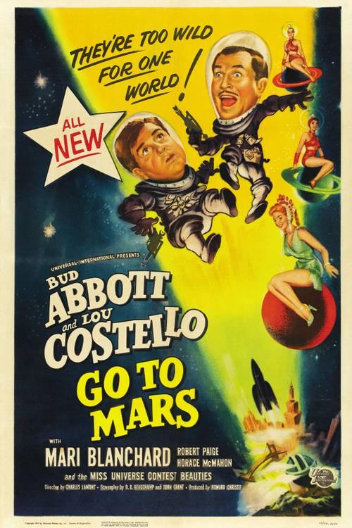 Abbott and Costello Go to Mars