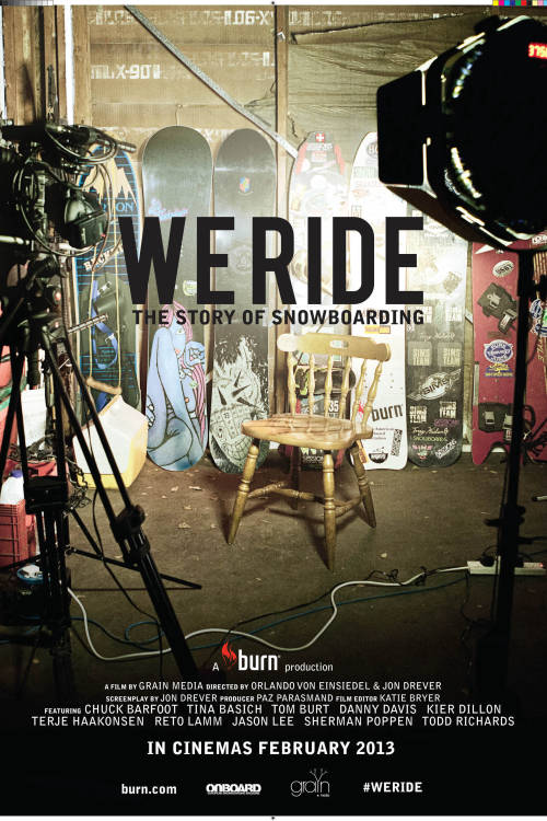 We Ride: The Story of Snowboarding