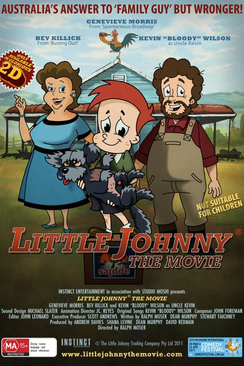 Little Johnny: The Movie