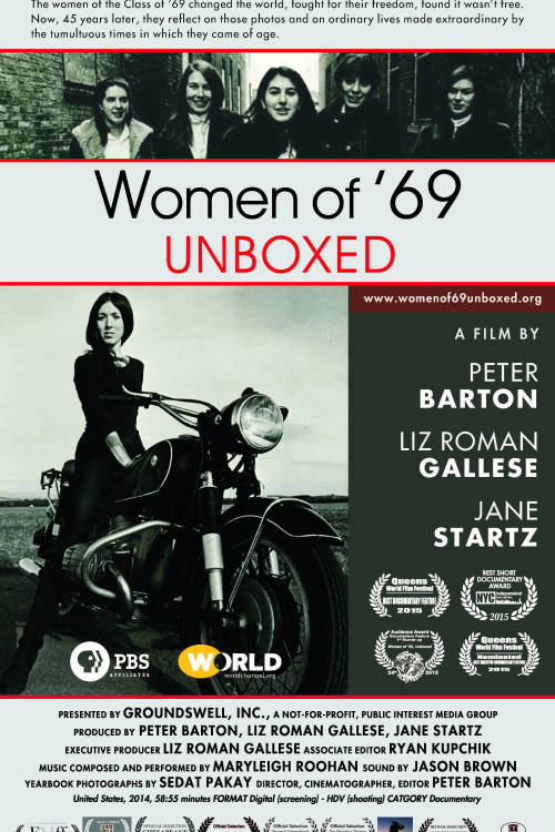 Women of '69: Unboxed