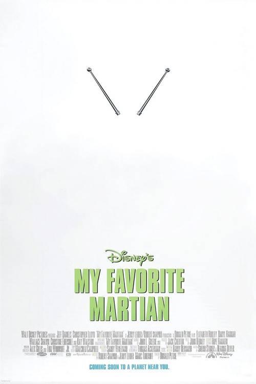 My Favorite Martian
