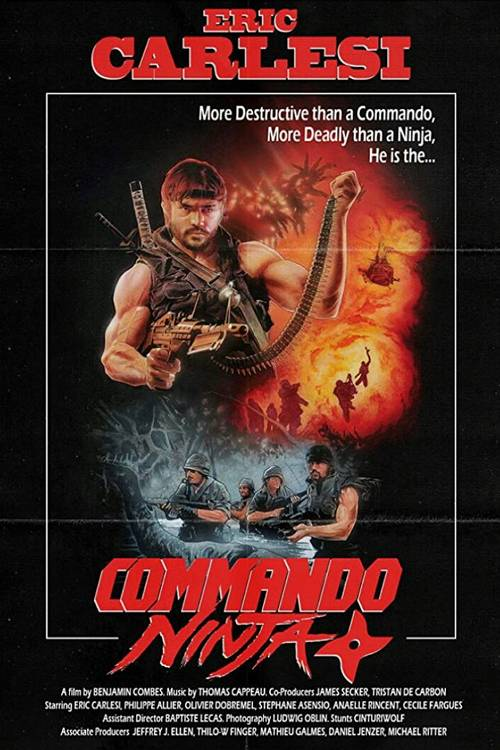 Commando Ninja