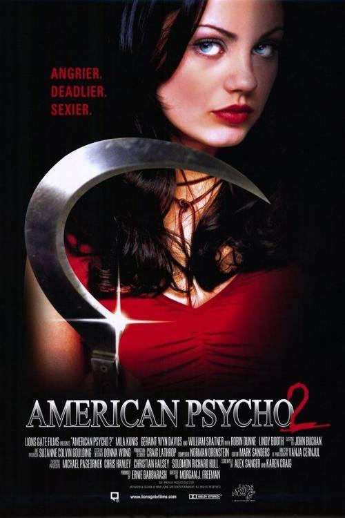 American Psycho II: All American Girl