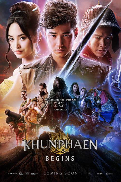 Khun Phaen Begins