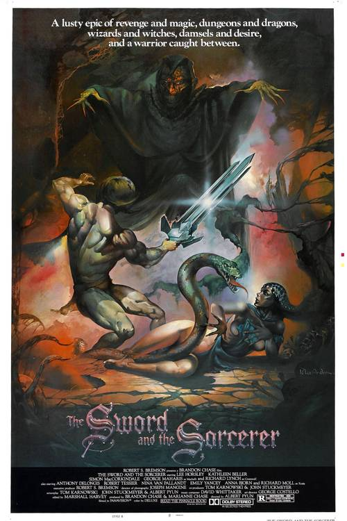The Sword and the Sorcerer