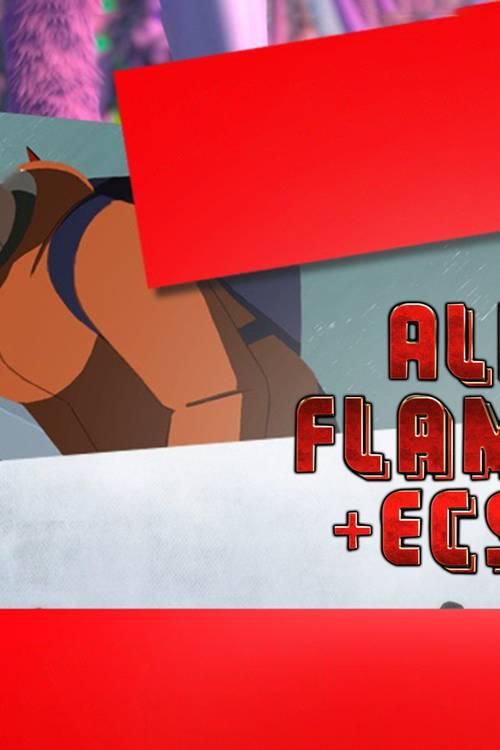 Aliens, Flamingos & Ecstasy